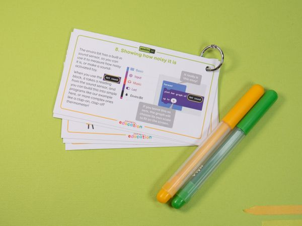 Introducing Activity Cards
